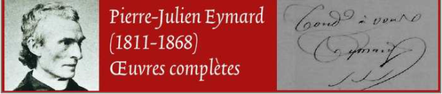 Banner from the guide to use the Eymard site