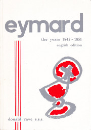 Cover of Eymard the years 1845-1851