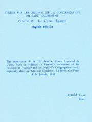 Cover of De Cuers-Eymard (English edition)