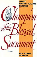 Cover of Champion of the Blessed Sacrament.