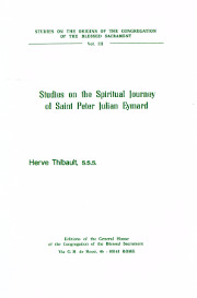 Cover of Studies on the spiritual journey