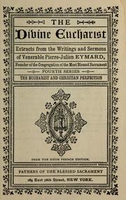 Book cover for The Divine Eucharist