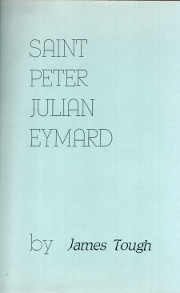 Cover of Saint Peter Julian Eymard