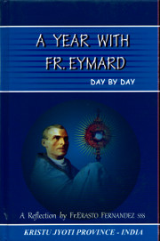 Cover of A year with Fr Eymard